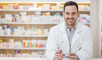 Curs en Auxiliar en Farmàcia i Parafarmàcia