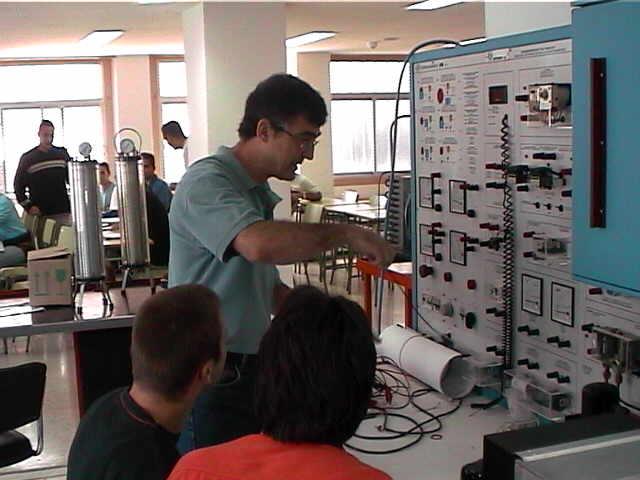 Curso de Técnico en instalaciones Frigoríficas y Climatización
