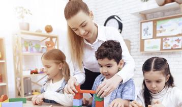 Curso FP  en Educación Infantil
