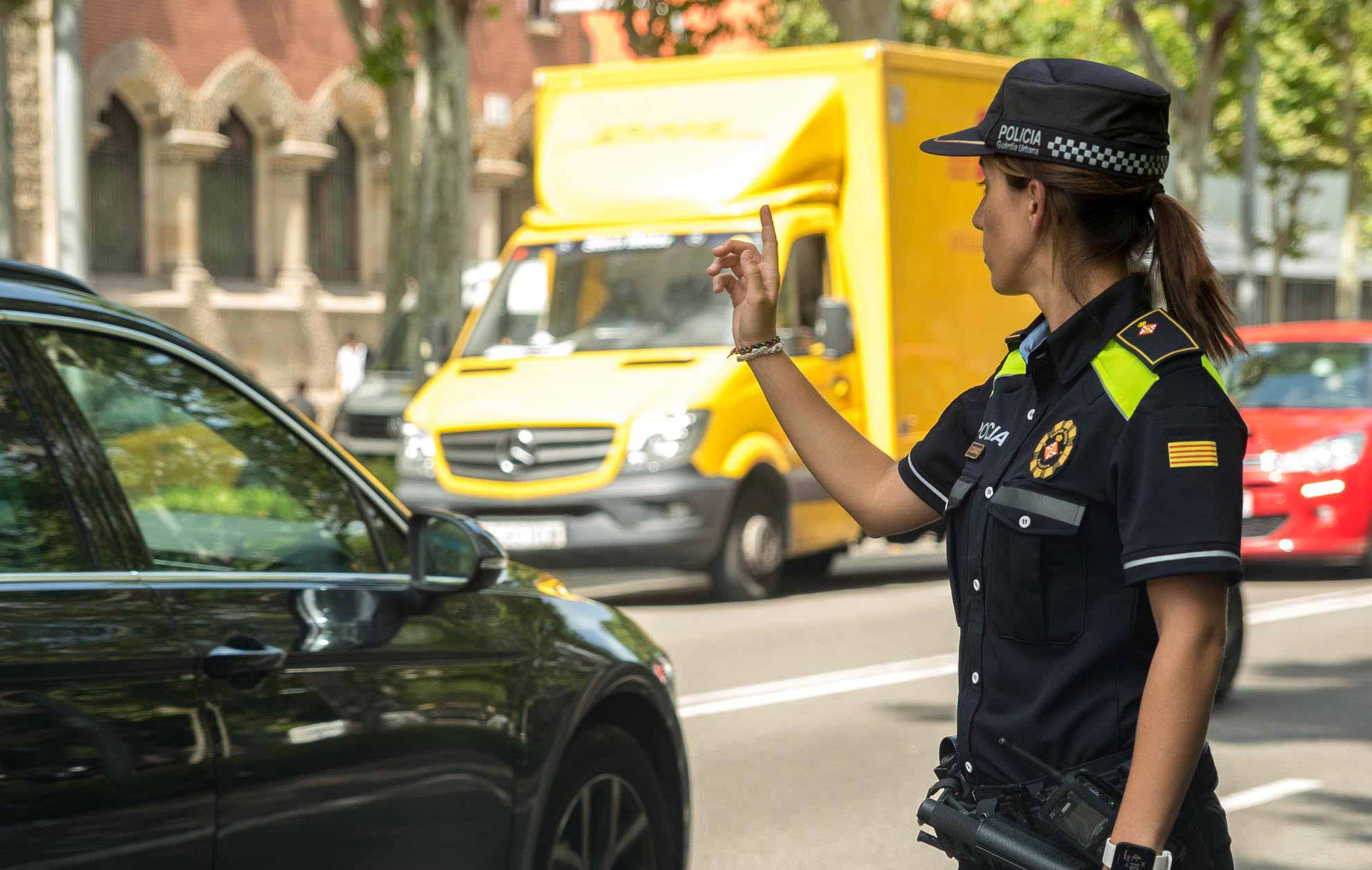 Oposiciones guardia urbana de barcelona